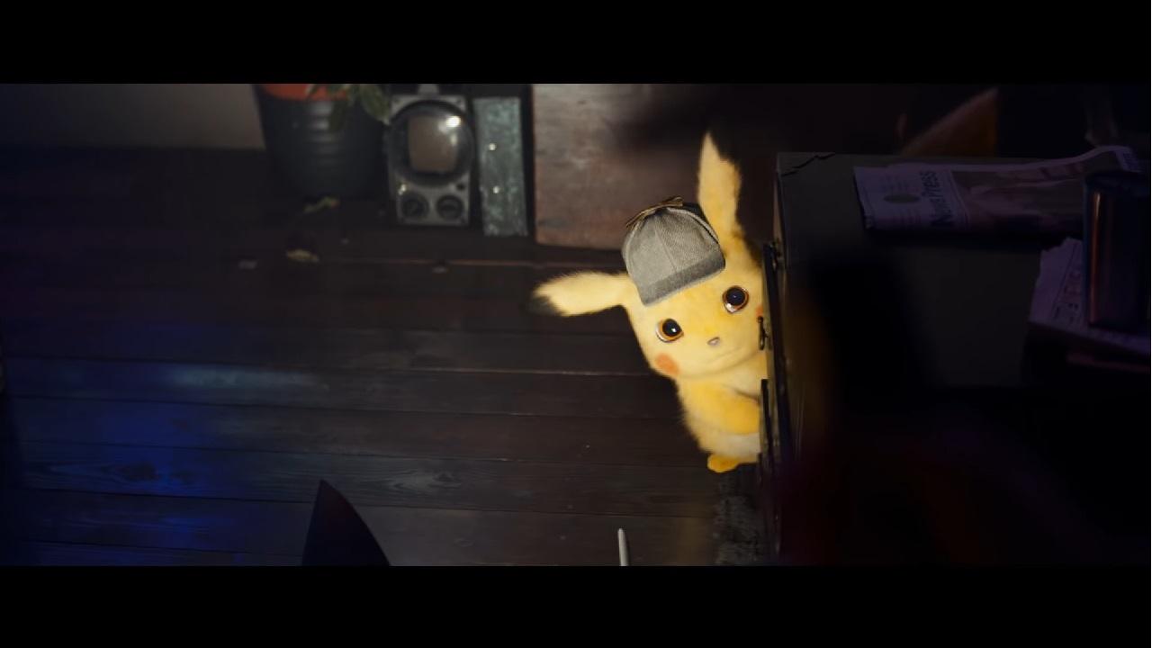 「名探偵ピカチュウ 映画」の画像検索結果